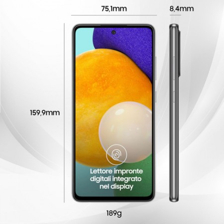 Samsung Galaxy Note 7 Black N930 ITA